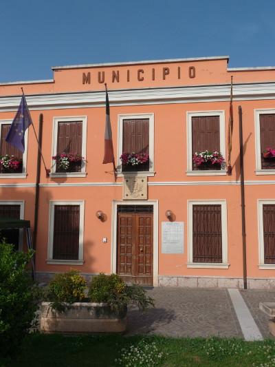 Il Palazzo sede del comune