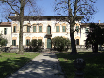 Il cinquecentesco Palazzo Turco