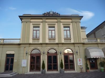 Il restaurato Teatro Sociale di Villa Bartolomea