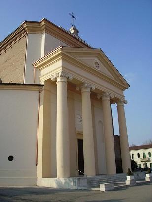 Villa chiesa Facciata rid